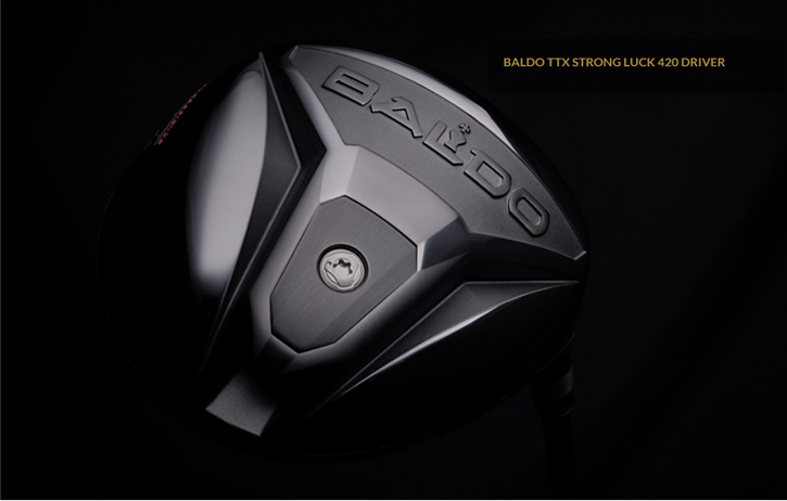 BALDO (バルド) TTX STRONG LUCK 420 ドライバー
