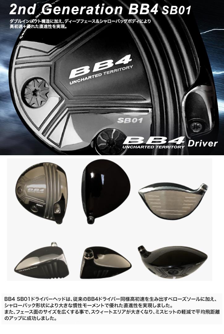 Progress (プログレス) BB4 SB-01 ドライバー