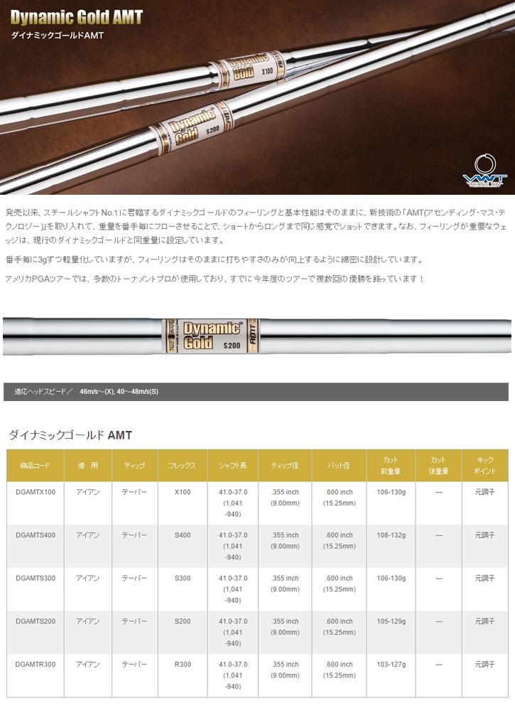 トゥルーテンパー Dynamic Gold AMT (ダイナミックゴールドCPT)