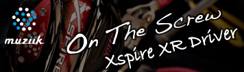 Muziik (ムジーク) On The Screw Xspire XR ドライバー
